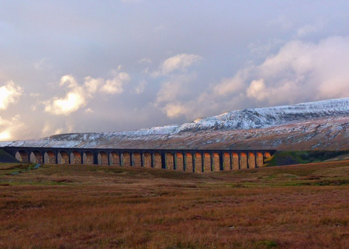 Ribblehead in winter
