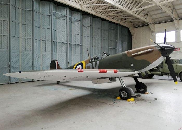 Spitfire N3200, Mk1 Spitfire