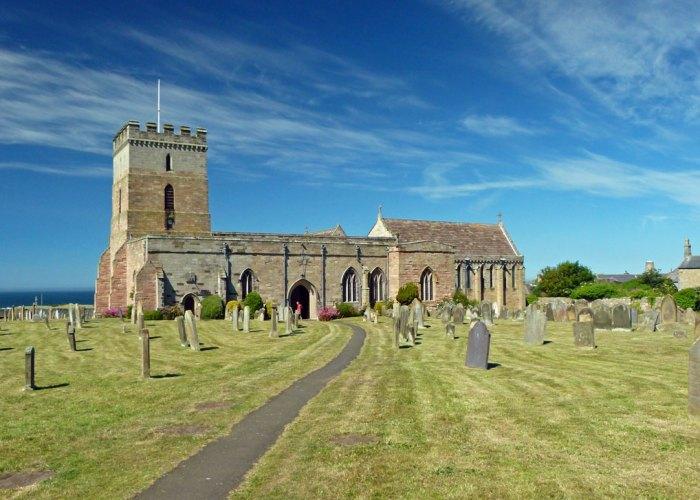 St Aidan, Bamburgh