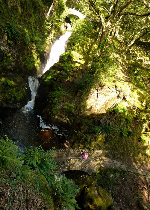 View of Aira Force