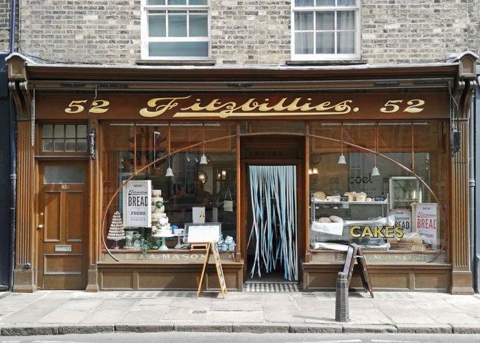 Fitzbillies, Cambridge