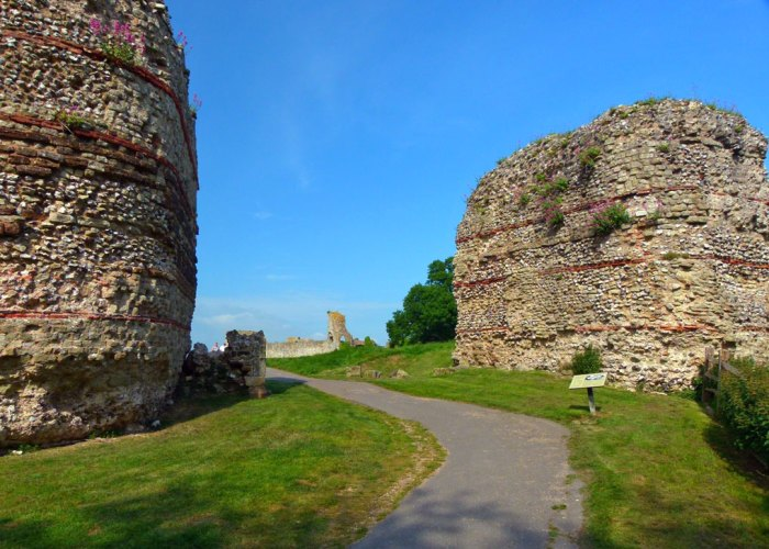 Roman Gate, Pevensey