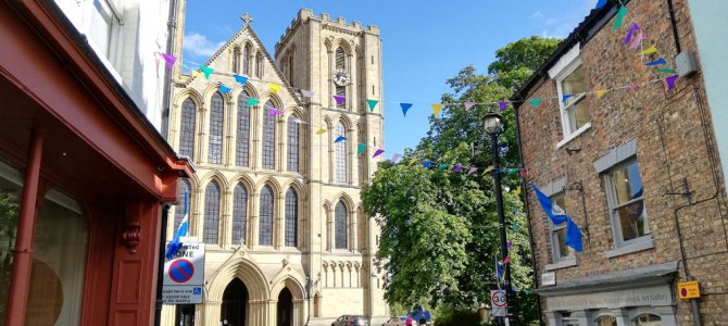 An introduction to Ripon Cathedral