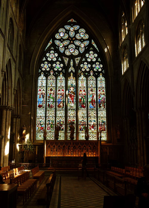 Ripon Cathedral, East Window