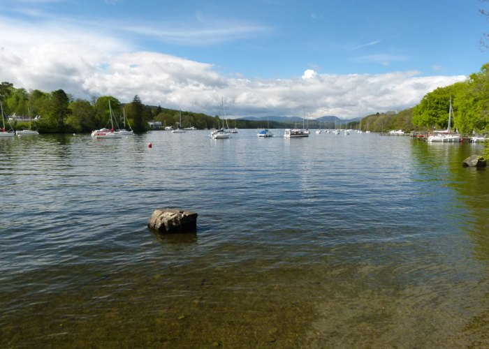 Windermere, visit Cumbria
