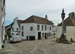 Culross, Mercat Cross, Outlander