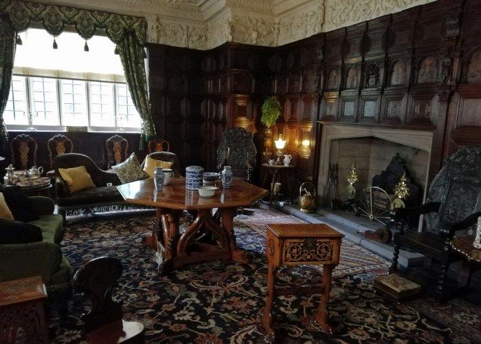 Gawthorpe Hall, Drawing Room