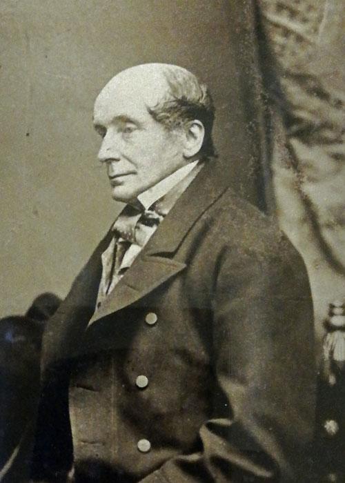 Sir James Kay-Shuttleworth