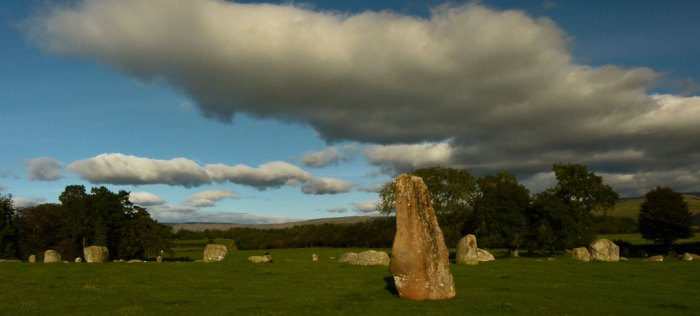 Long Meg and Her Daughters