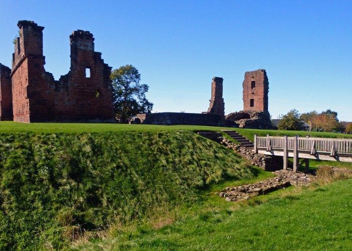 Richard III's castles