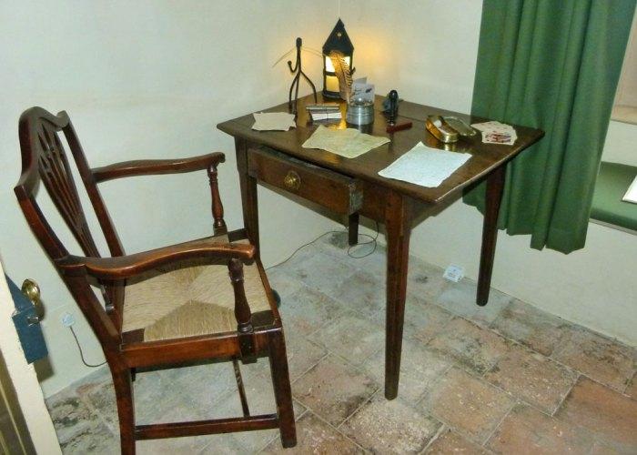 Coleridge, where he wrote Ancient Mariner