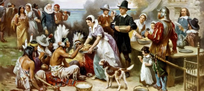 Pilgrims, Pie, and Plymouth Rock: the British roots of the USA's Thanksgiving Day