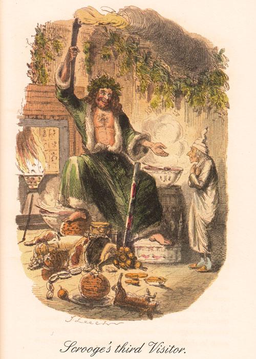 Christmas Carol, Ghost of Christmas Present