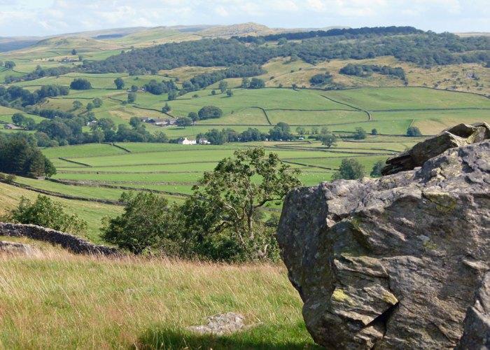Norber Erratics, Yorkshire Dales