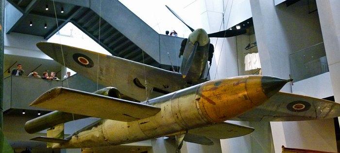 Spitfire, V1, IWM