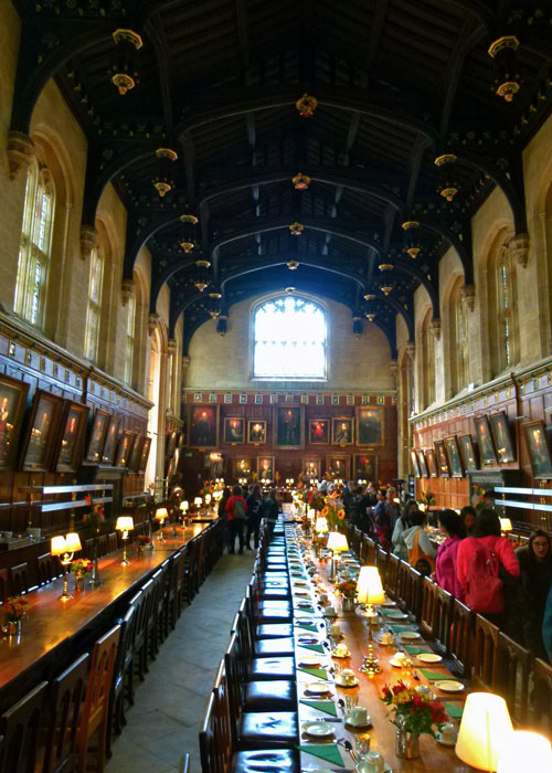 Christ Church College, Great Hall