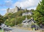 Visit Harlech Castle