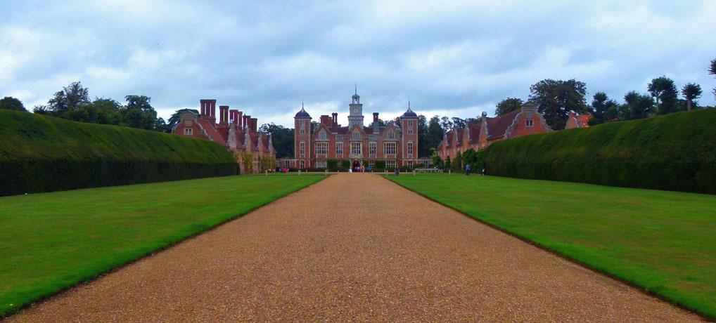 Blickling Hall, visit Britain
