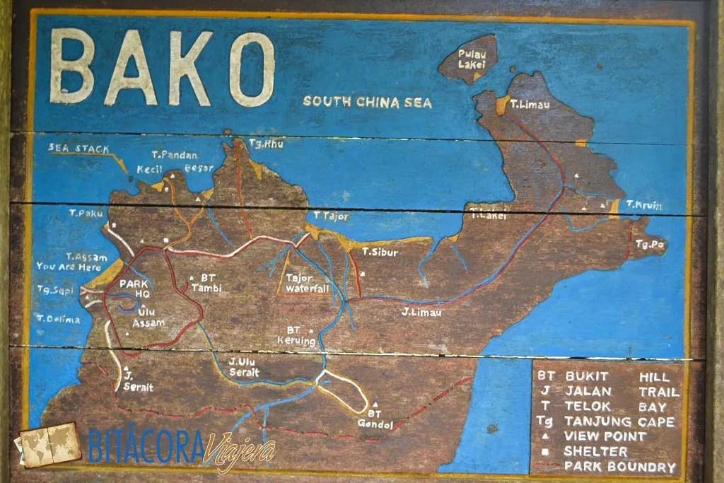 Parque Nacional Bako - Borneo Malasia (3)