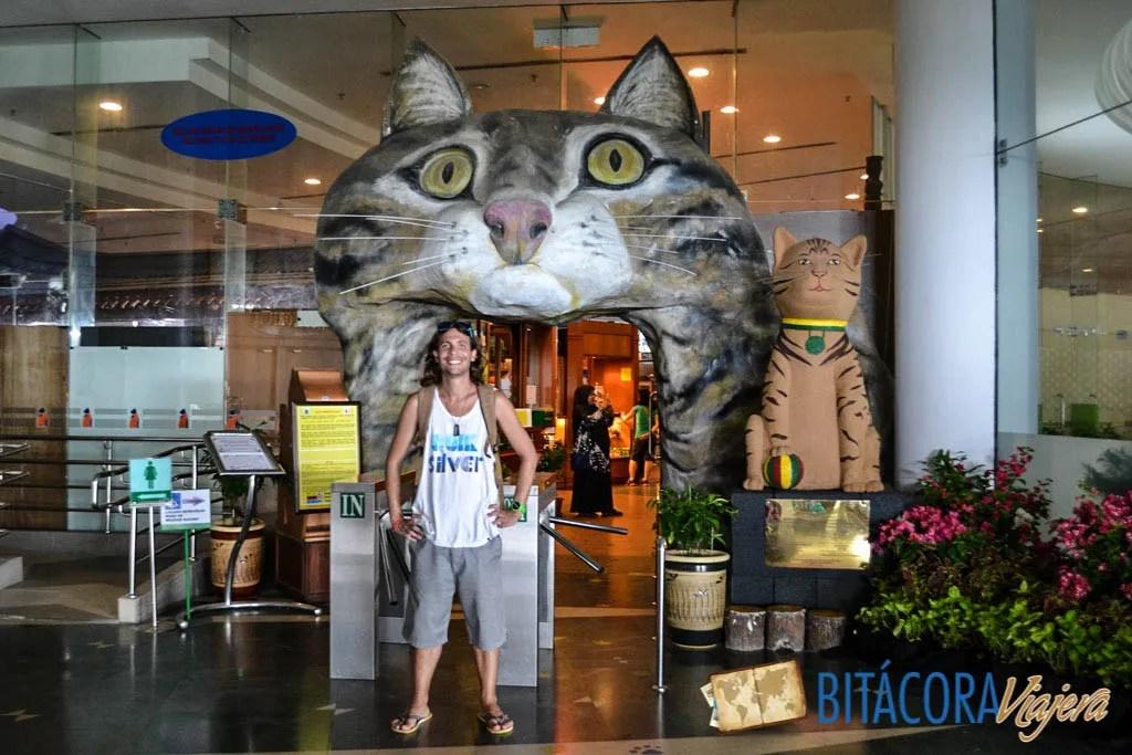 museo del gato kuching (2)
