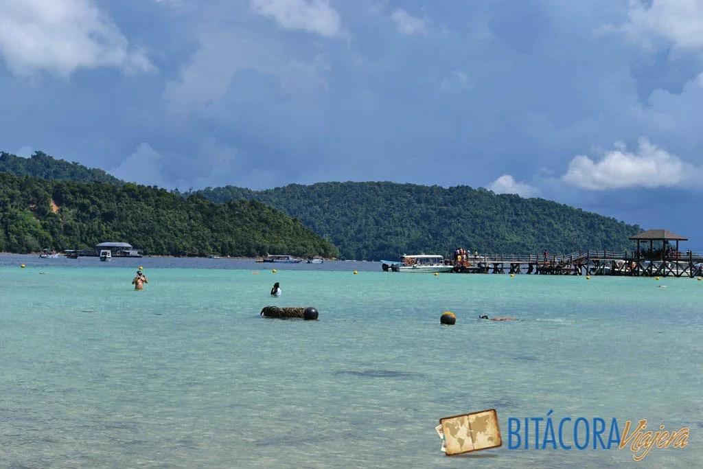 Kota Kinabalu y las playas de Borneo (3)