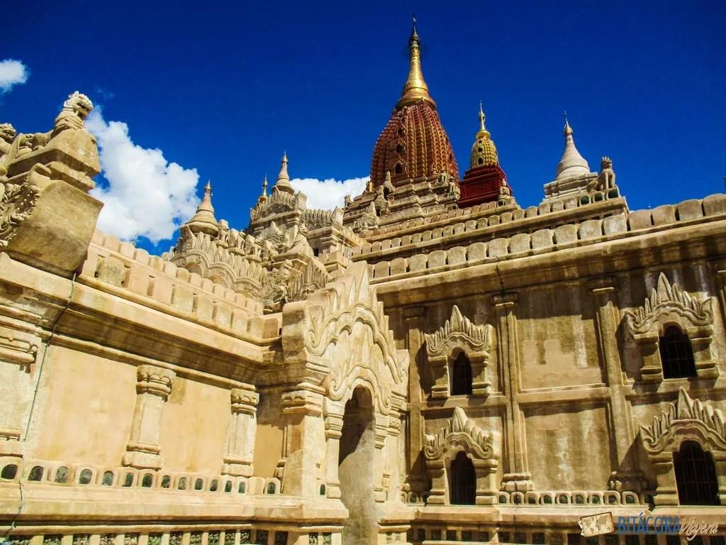 templos de bagan myanmar