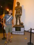 Con Maradona