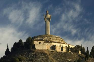 La leyenda del Cristo de oro de Pallantia