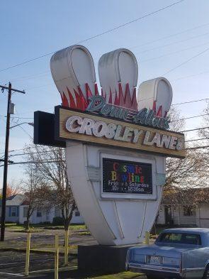 Welcome to Crosley Lanes