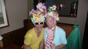 Pretty Boys & their Bonnets