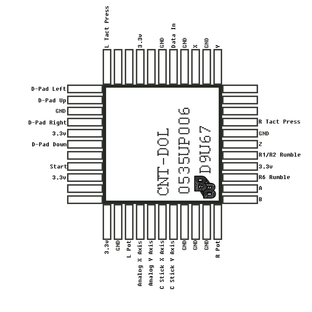 Wiring Database 2020: 28 Gamecube Controller Diagram