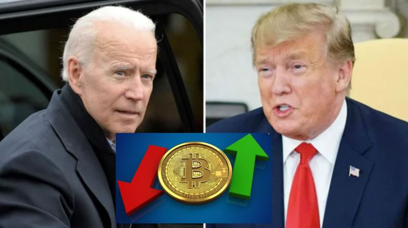 bitcoin election 2020