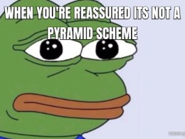 is Qoin a pyramid scheme?