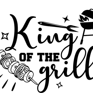 King of the grill