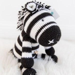 Zebra Rarebear