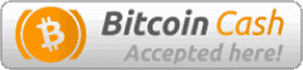 bitcoin cash accepted banner