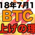 【仮想通貨】BTC ビットコイン高騰!その理由とは?これからどうなる?徹底解説。