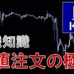 【FX】実践的、指値注文の極意(2018年11月2日)