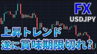 【FX】ドル円、トレンドの賞味期限切れ間近か?(2019年3月19日)