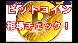 【ビットコイン】相場確認と展望 上昇著しい仮想通貨市場が完全復活する前に仕込みましょう【2019年5月18日】