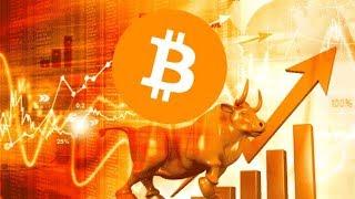【仮想通貨】バブル再来!ビットコイン(BTC)暴騰が止まらない!