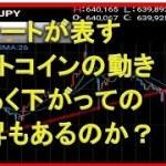 #仮想通貨 #ビットコイン 【仮想通貨】 ビットコイン今日明日で動きがあるか!
