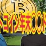 【仮想通貨】リップル最新情報❗️ビットコイン年末◯◯ドルへ‼️