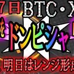 【仮想通貨】ビットコイン・リップル ドンピシャの11000ドルでの7万幅の暴落!!