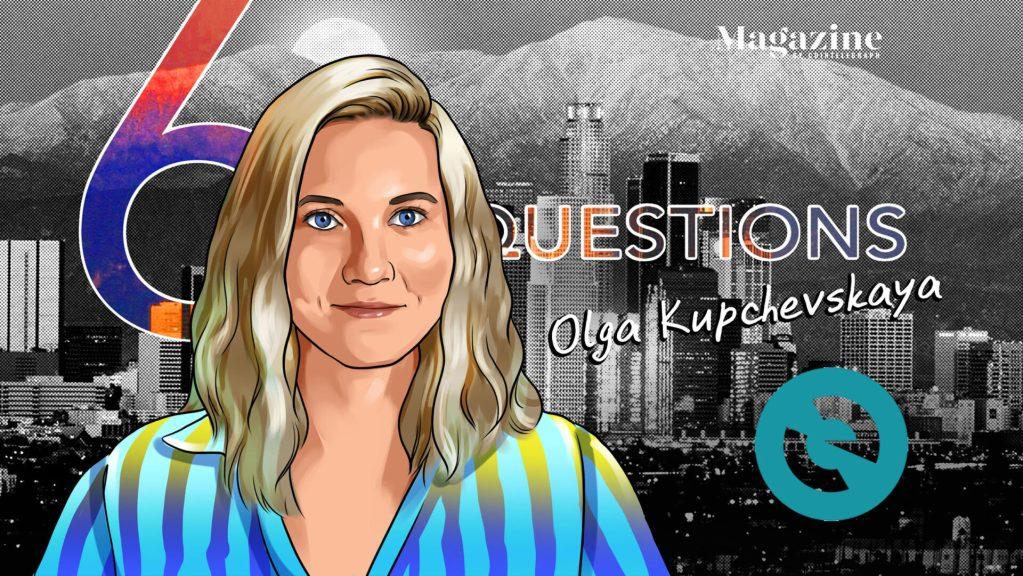 6 Questions for Olga Kupchevskaya of MyEtherWallet
