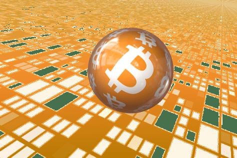 Bitcoin Network (Image: MaxPixel)