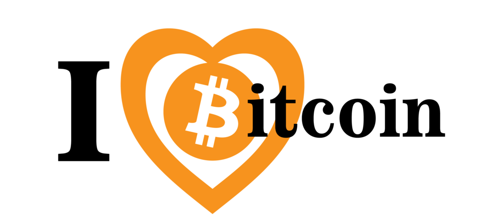 I Love Bitcoin and wording design (Image: Bitcoinula/Wikimedia)