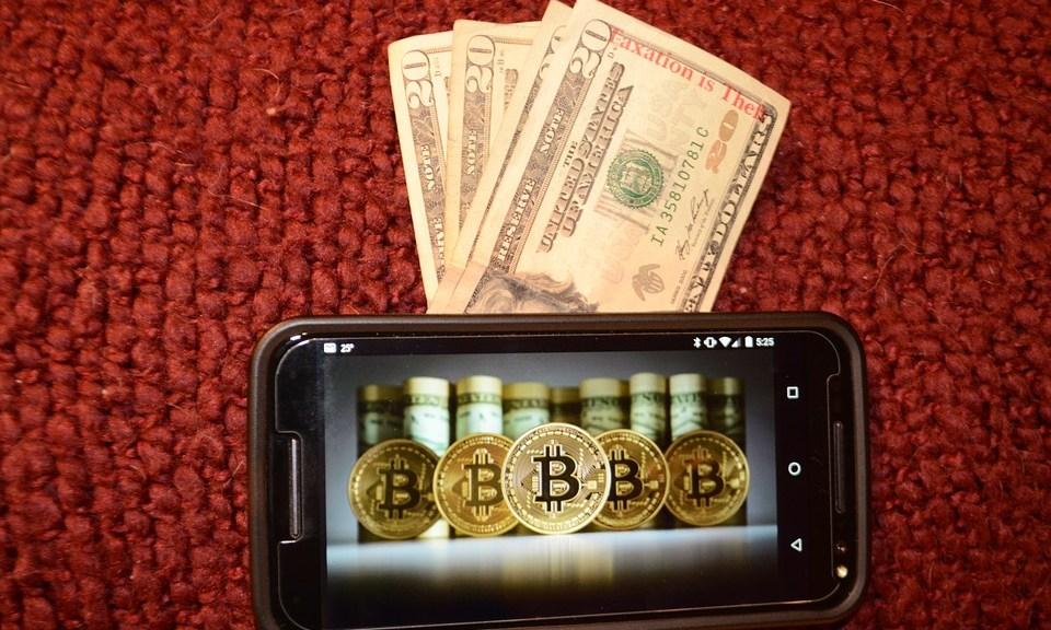Bitcoin (Image: Pixabay)