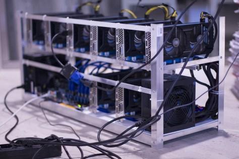Ethereum Mining Rig (Image: MaxPixel)