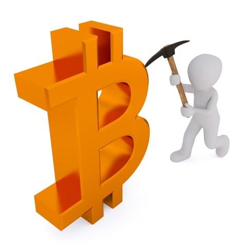 Bitcoin mining (Image: Pixabay)